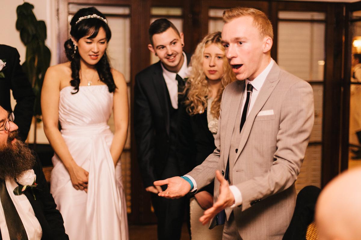 chester wedding photographer rowton hall hotel