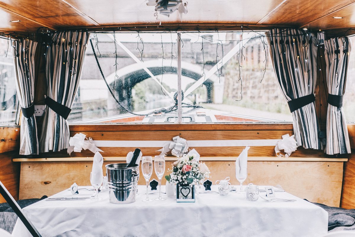 Sale Town Hall Wedding Wedding on a Barge