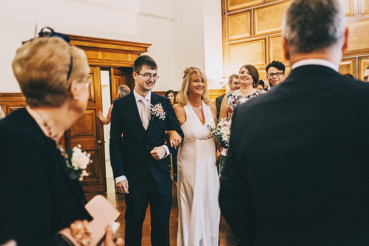 Sale Town Hall Wedding Wedding on a Barge