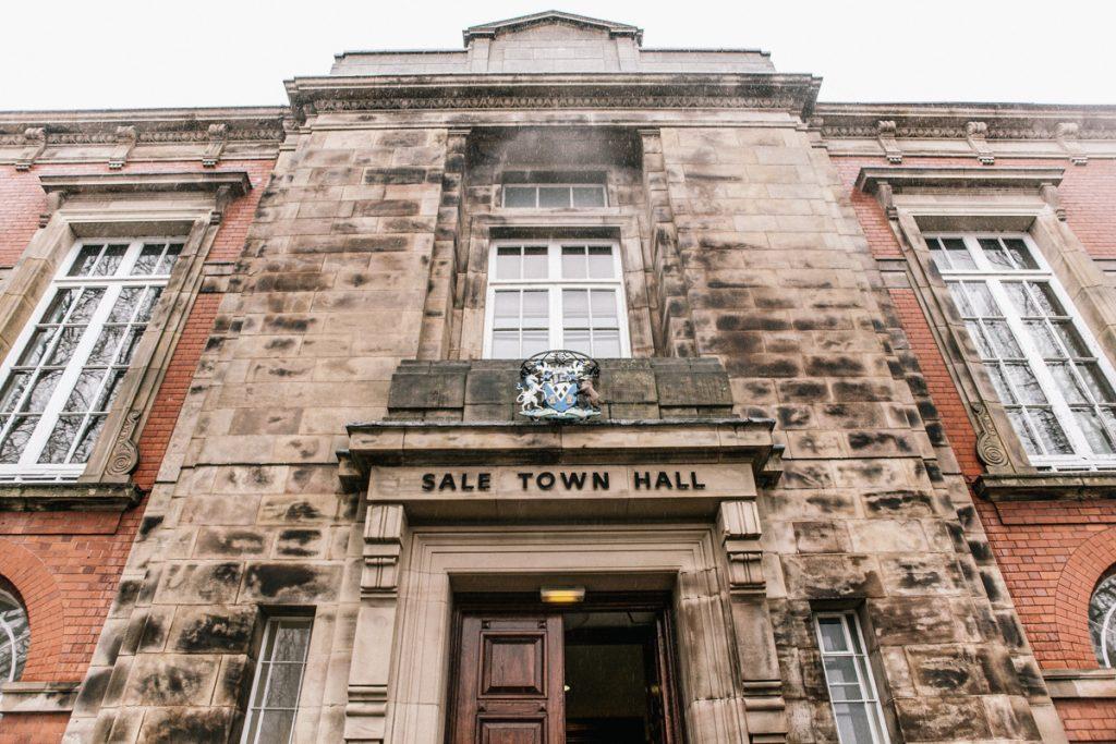 Alternative Manchester Wedding Venues Sale Town Hall