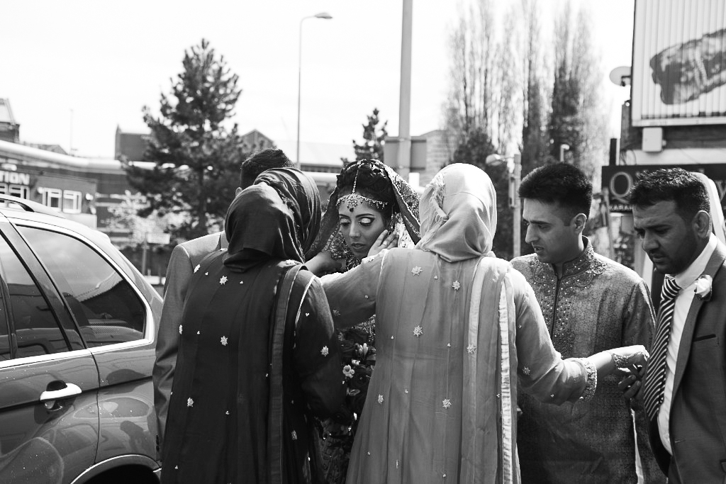 asian wedding photography manchester cheshire
